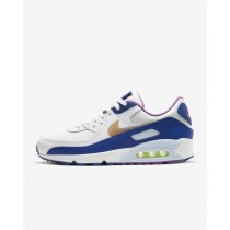 Nike Air Max 90 SE Blancas/Washed Coral/Azules/Multi-Color CT3623-100