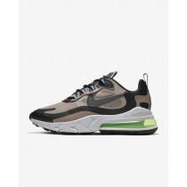 Nike Air Max 270 React Winter Sepia Stone/Moon Particle/Grises/Negras CD2049-200