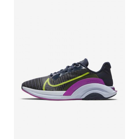 Nike ZoomX SuperRep Surge Azules/Rojas/Ghost/Cyber CK9406-420